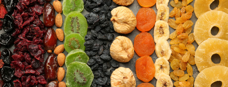 What Are Dried Fruits & It's Benefits