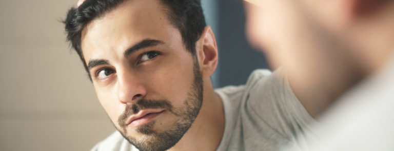 How to Stop Thinning Hair - Causes & Treatments