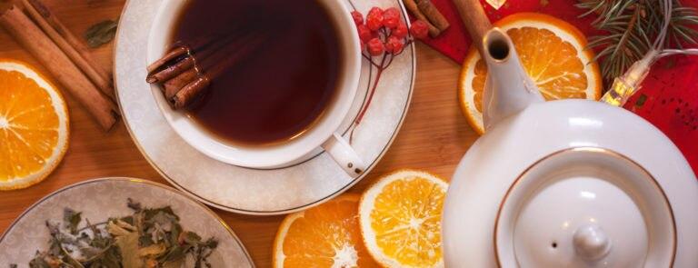 Christmas Teas: Advent Calendars, Gifts & Other ideas