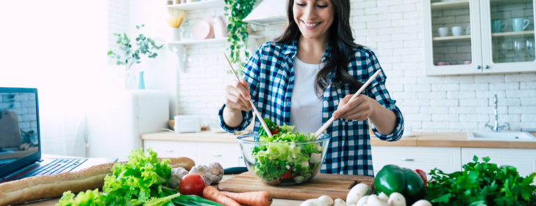 Why it can be healthier to be vegan