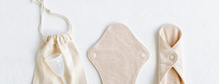 Best Reusable Sanitary Pads & Organic Tampons