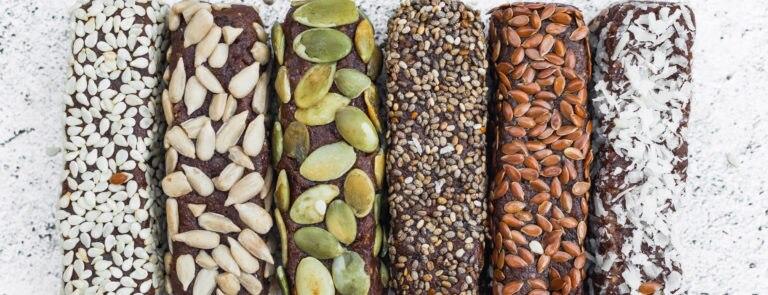 5 Best High Protein Vegan Snacks