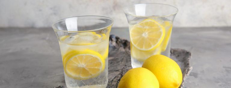 Lemon Water Health Benefits