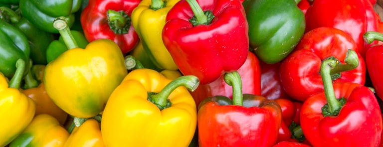 Benefits of peppers image