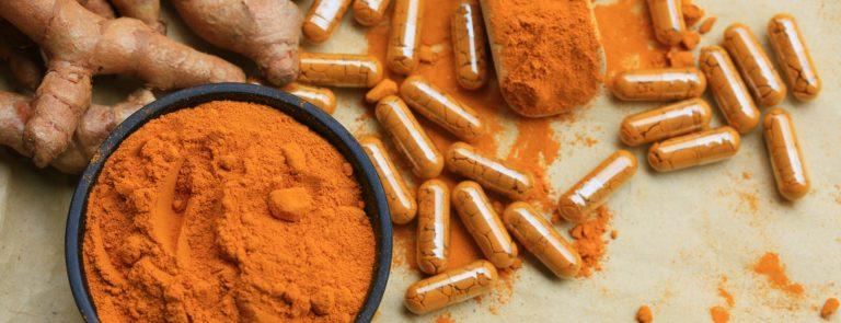 Curcumin supplements Benefits