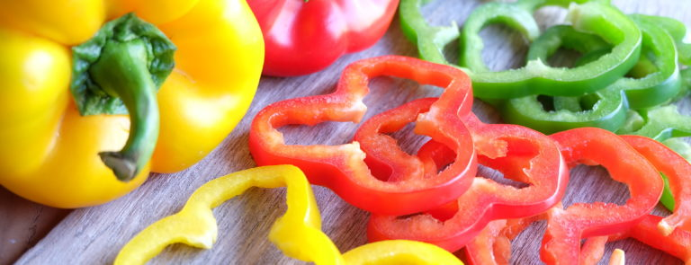 Benefits of bell peppers image