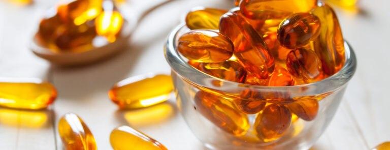 Best Omega-3 Supplements UK