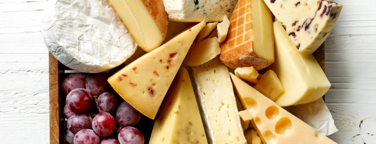 Health benefits of cheese image