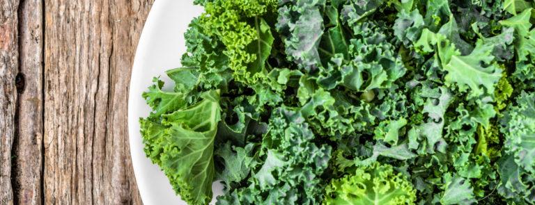 Health benefits of kale image