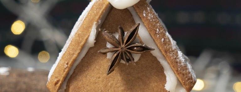 Vegan Christmas Gingerbread Recipe