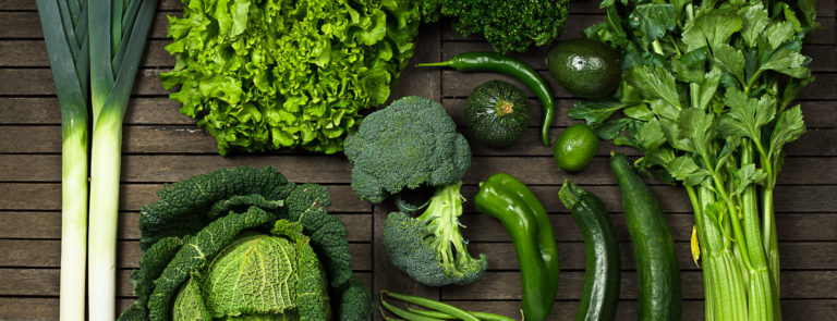 Benefits of leafy greens image