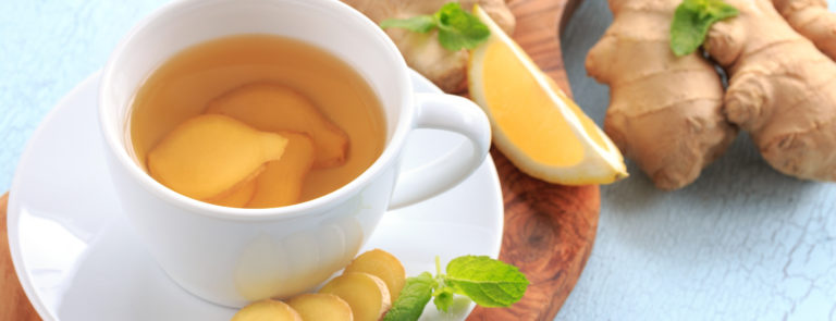 Ginger tea recipe: How to make ginger tea at home image