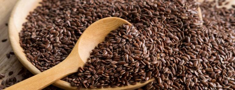 Benefits of flax seeds image