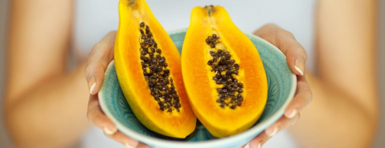 papaya benefits for skin
