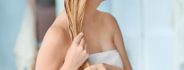 Bleached Hair Care