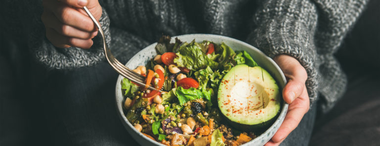 vegan and flexitarian diet foods