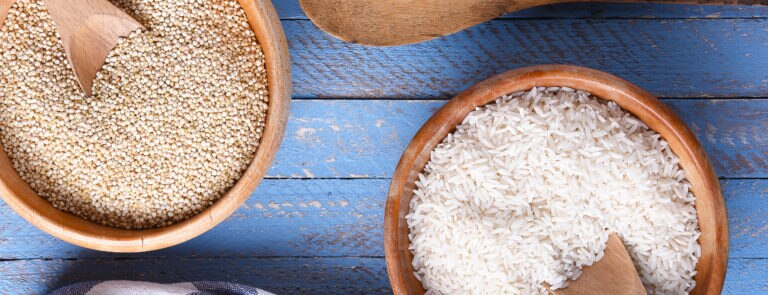 Quinoa Vs Rice: Nutrition & Benefits