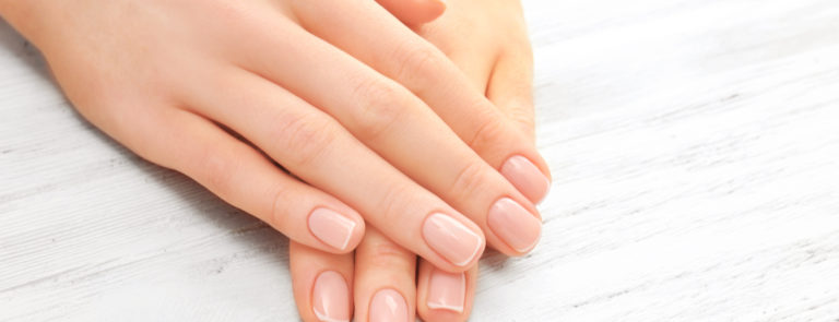 what are healthy nails