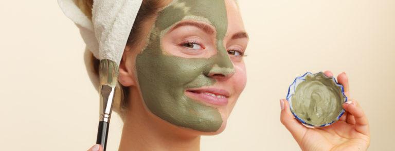 Green clay benefits image