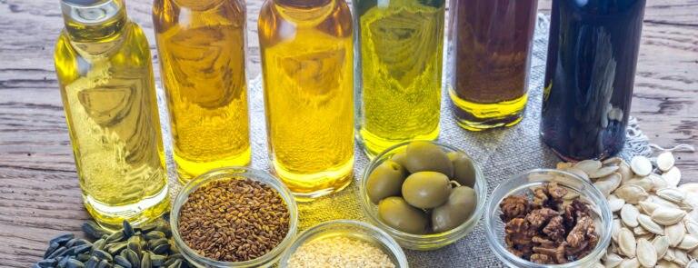 Healthiest Types Of Oil