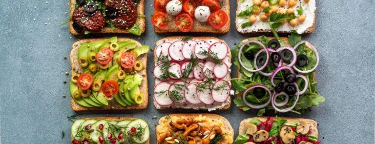 Vegan Sandwich Filling Ideas