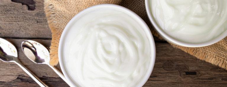 Greek yoghurt health benefits image