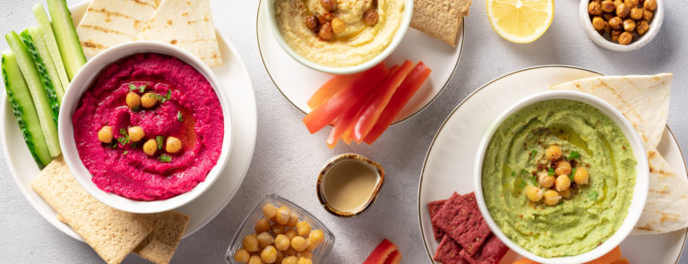 10 of the best savoury snacks