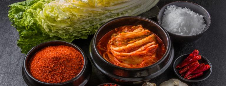 Kimchi health benefits image