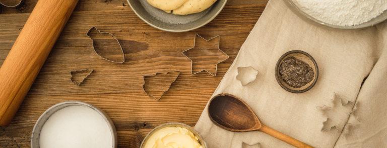 Vegan baking essentials image