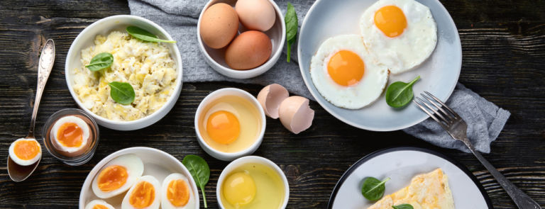 6 Ways To Cook Eggs - Scrambled or poached?