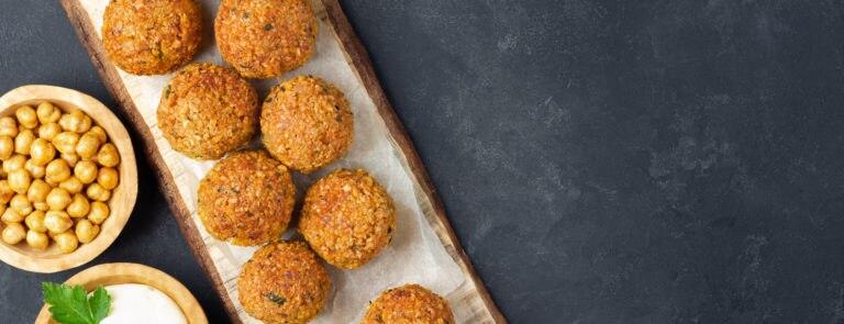 Falafel Recipe - 10 Easy Steps!