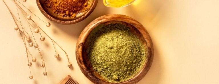 Henna Hair Dye: Benefits, Downsides, Risks & Steps