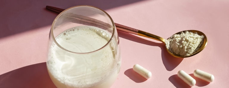 Does drinking collagen work? image