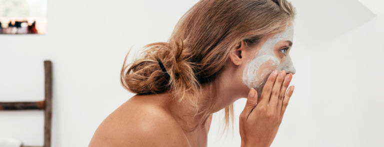 Natural Skincare Routine For Combination Skin