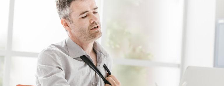 Hot Flushes In Men